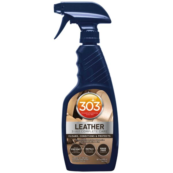 303 Automotive Leather 3-in-1 Complete Care