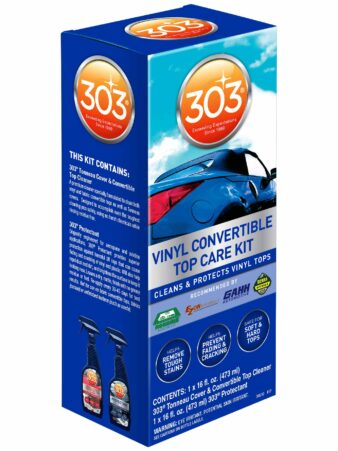 303 Vinyl Convertible Top Care Kit