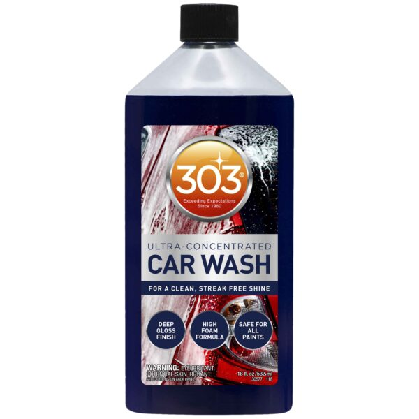 303 Ultra Concentrated Car Wash Soap