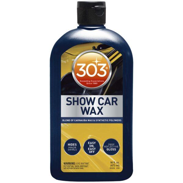 303 Show Car Wax